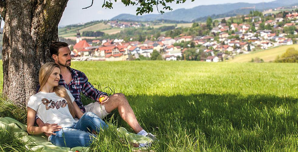 Urlaub im Bayerischen Wald