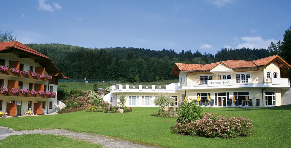 4-Sterne Wellnesshotel Hammerhof in Bodenmais Bayerischer Wald