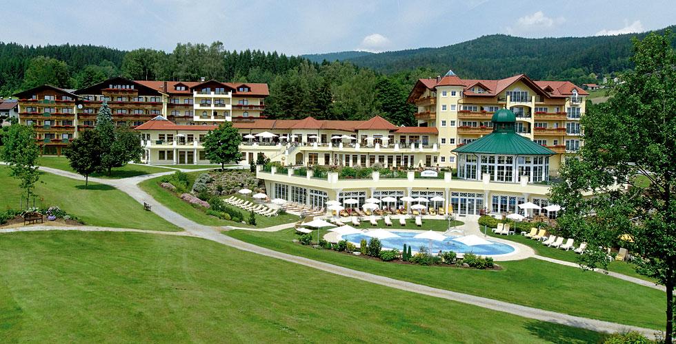 Wellnessurlaub im 4-Sterne Hotel Mooshof Bayerischer Wald
