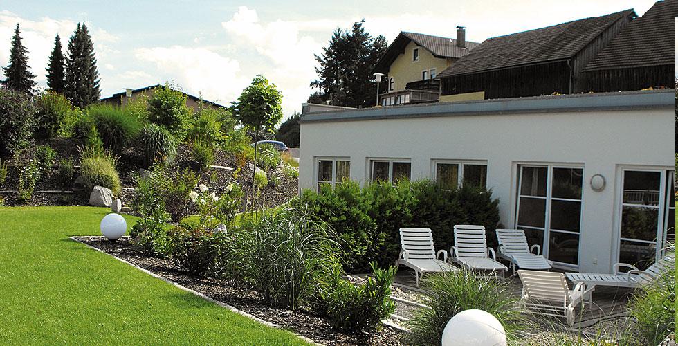 Wellnesshotel Pusl in Stamsried Oberer Bayerischer Wald
