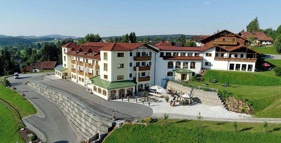 Wellnesshotel St. Gunther in Rinchnach Bayerischer Wald
